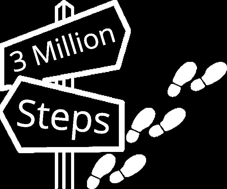 3millionsteps