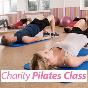 Wednesday 10th April – Pilates