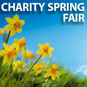 Saturday 16th March – Spring Fair