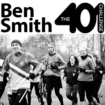 Thursday 25th April 7pm – 'The 401 Challenge' Talk