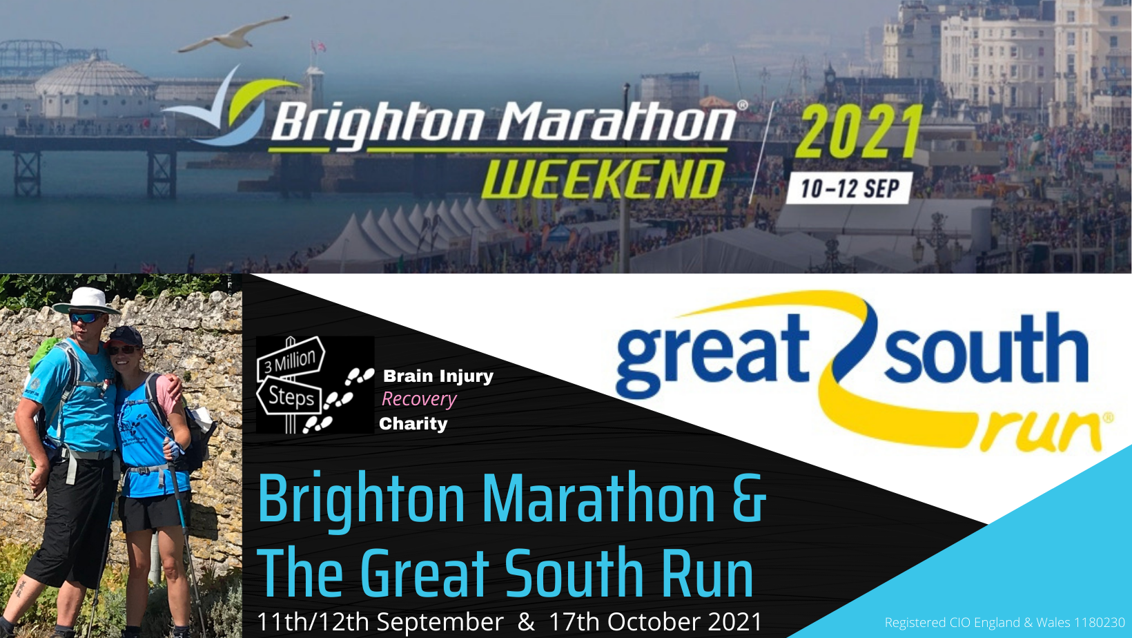 You are currently viewing Brighton Marathon & The Great South Run